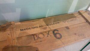 Maidenhead Museum Crate