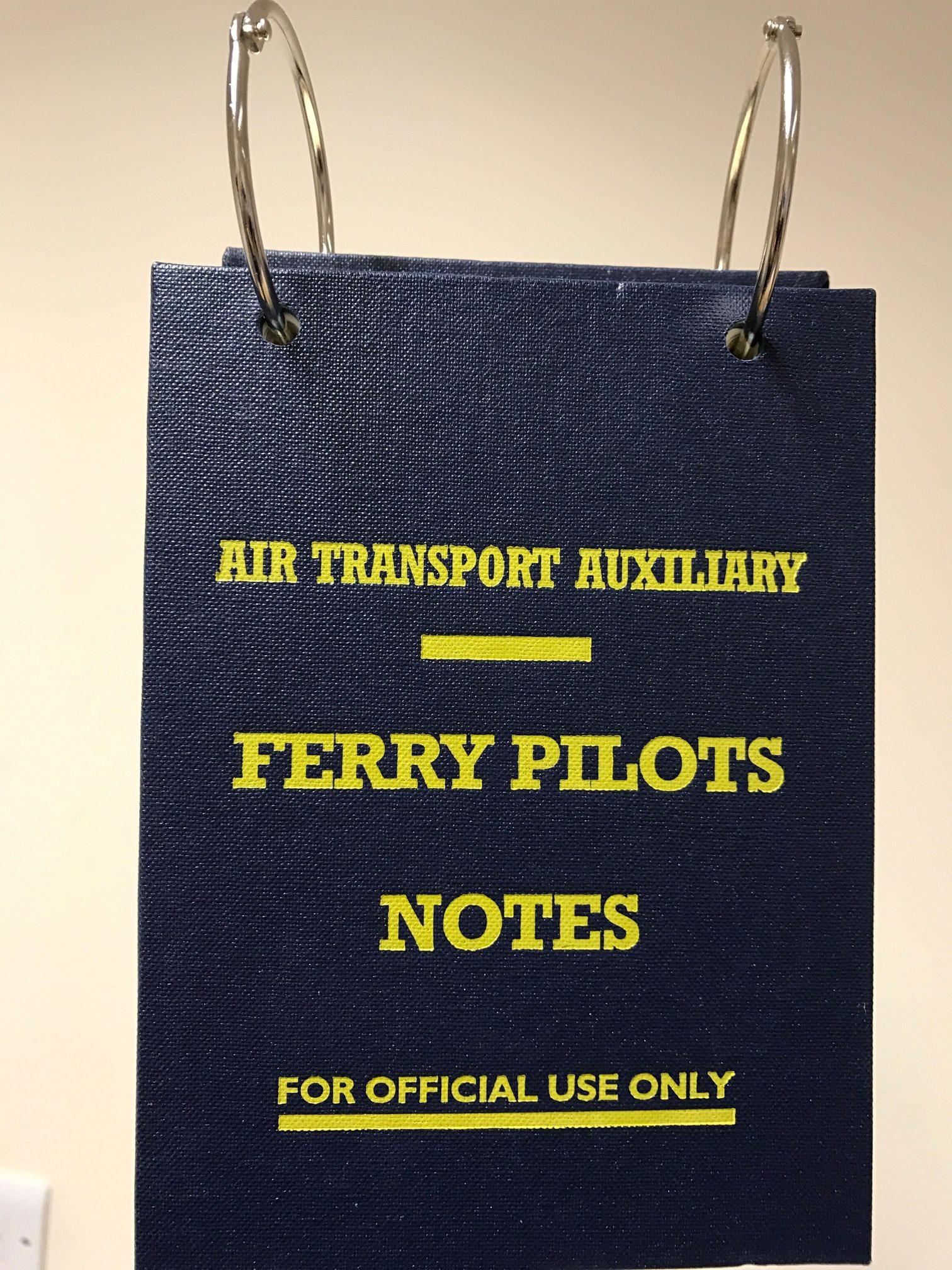 ATA Pilot Notes