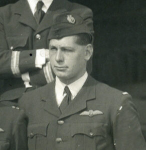Luis Fontes at White Waltham June 1940