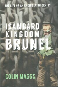 Isambard Kingdom Brunel - Front cover