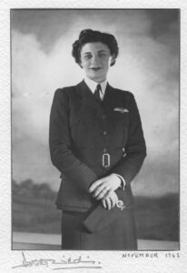 Molly Rose in ATA uniform, 1942