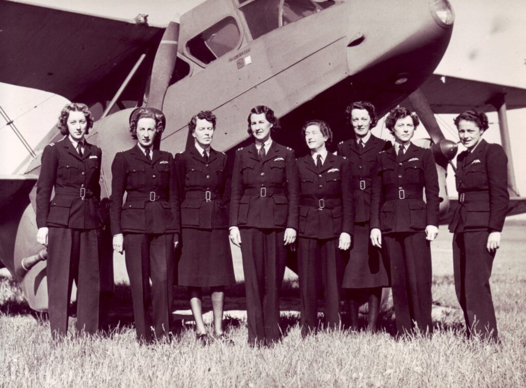 The Flying Buses - Air Transport Auxiliary