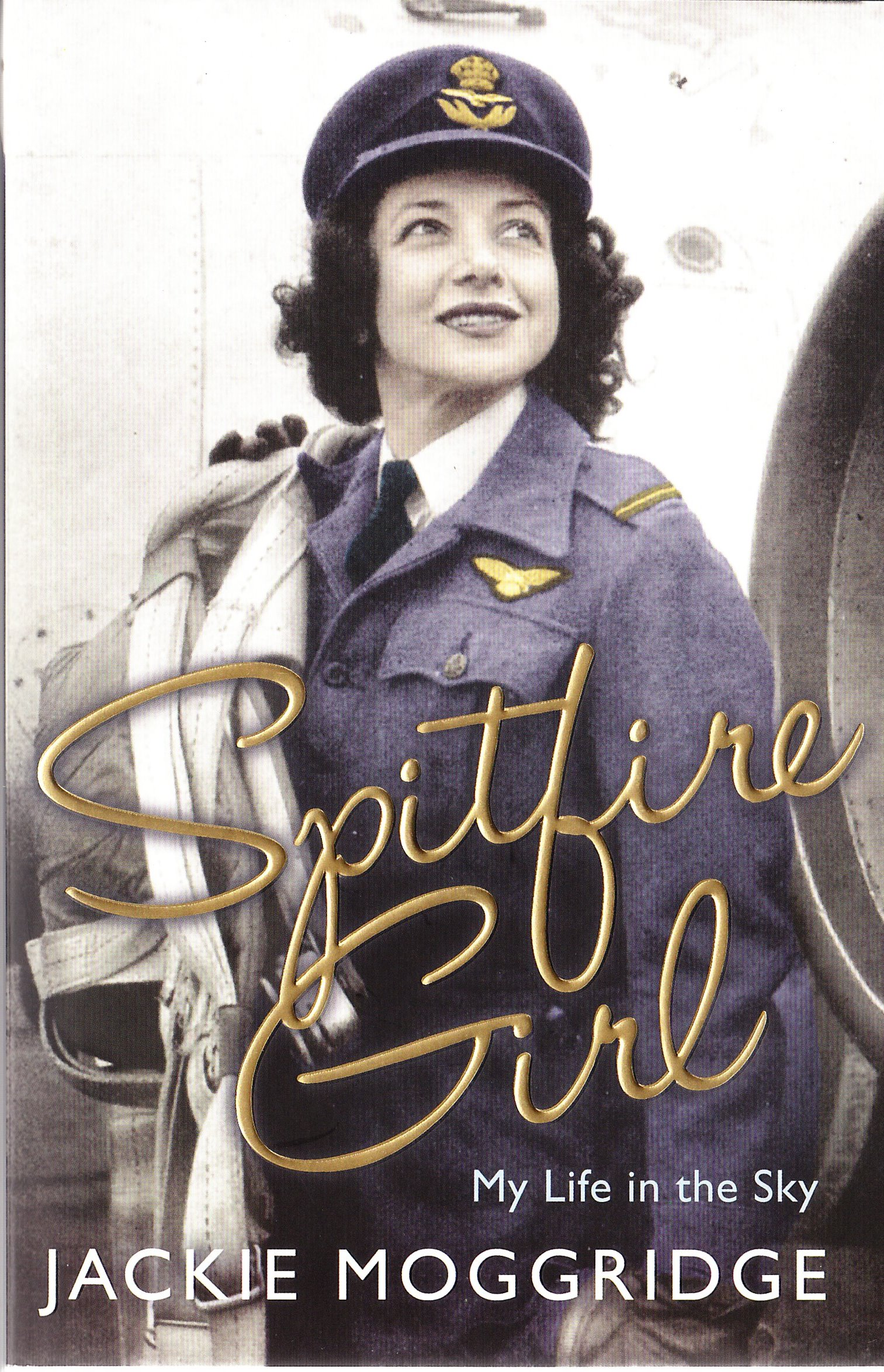Spitfire Girl Jackie Moggridge