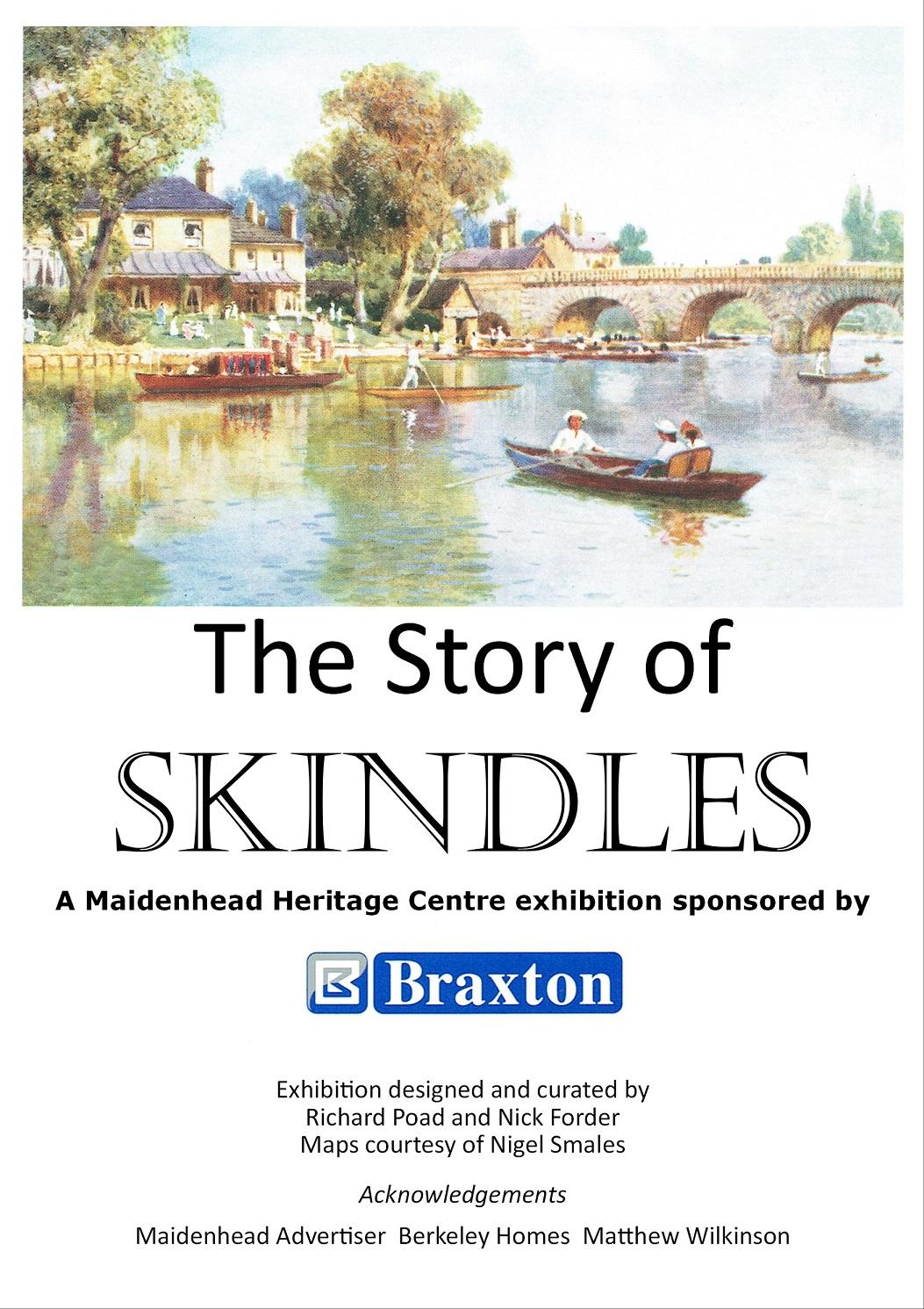 Maidenhead Heritage Centre - Skindles Exhibition