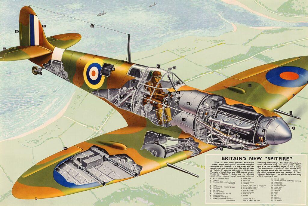 Britains' New Spitfire