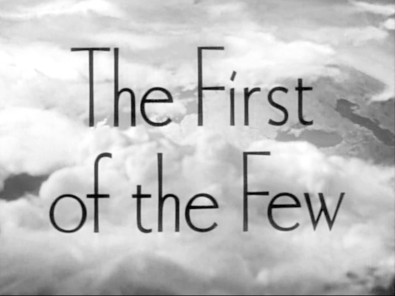 The First of the Few 1942
