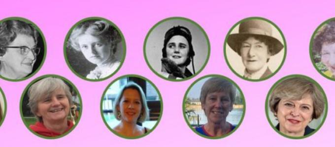 MAIDENHEADS' INSPIRATIONAL WOMEN